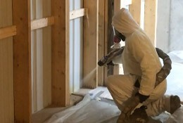 Home Amp Commercial Insulation Attic Basement Spray Foam